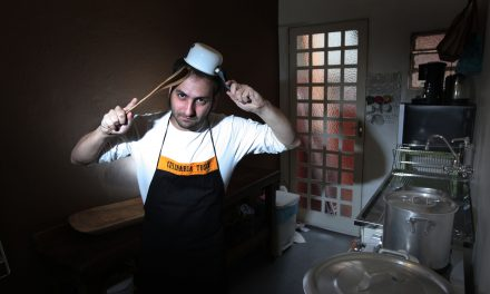Blog de culinária tosca inaugura espaço multicultural