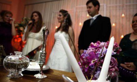 Como é a cerimônia de um casamento celta