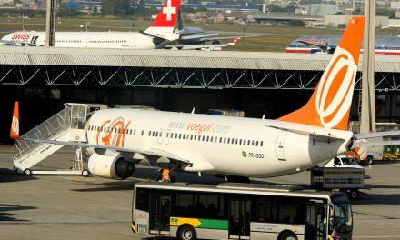 """""""Reposicionamento das aeronaves"""": vamos malhar em Congonhas?"""