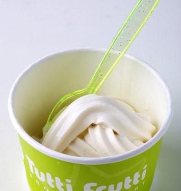 Avaliamos o mais novo sabor de frozen yogurt: pipoca