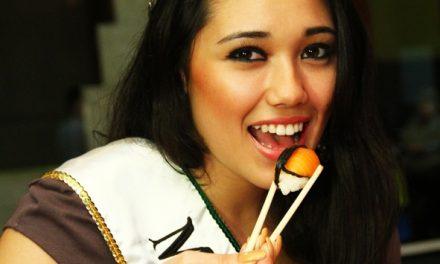 Quem é a descendente de japoneses mais bonita do Brasil