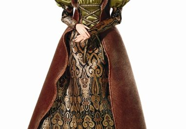 3 perguntas para a designer da roupa da Barbie Mona Lisa