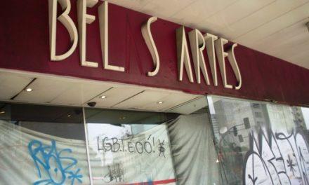 Belas Artes e os cinemas abandonados de São Paulo