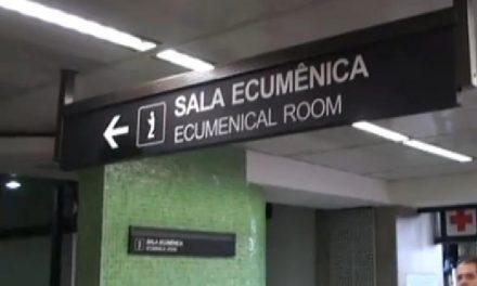 Como funciona a sala ecumênica do Aeroporto de Cumbica