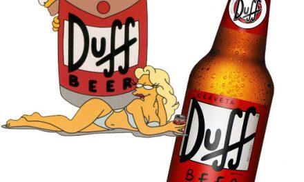 Cerveja dos Simpsons já pode ser encontrada em São Paulo