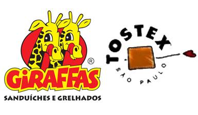 Giraffas lança franquia para vender sanduíches tostex