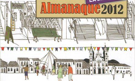 """Saiu a edição 2012 do """"Almanaque Lá da Venda"""""""