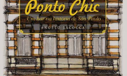 Livro conta a história dos 90 anos do Ponto Chic