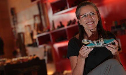 Priscila Callegari: muitos sapatos em um