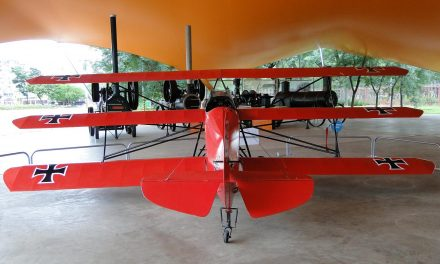 Primeiro avião projetado por uma mulher está no Catavento