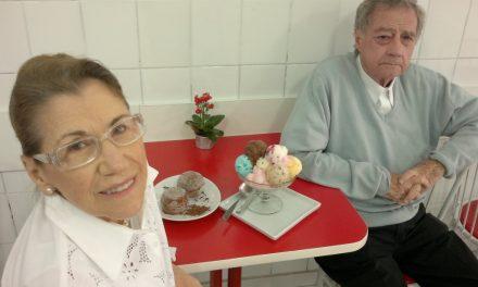 O casal que faz os sorvetes mais famosos do Ipiranga