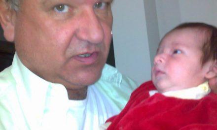 Pai batiza o filho de Neymar Arantes do Nascimento