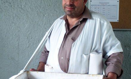 Famoso vendedor de cannoli da Rua Javari está na UTI