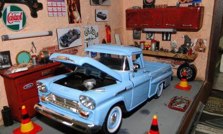 Como organizar sua coleção de carros em miniatura
