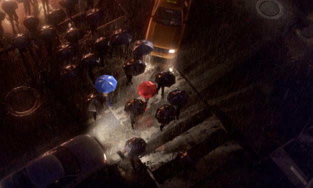 Onde estão os guarda-chuvas perdidos em São Paulo