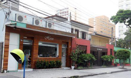 O quarteirão mais gastronômico da cidade