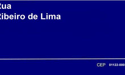 Traçando São Paulo: Rua Ribeiro de Lima