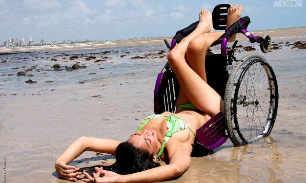 Endereço curioso: agência especializada em modelos com deficiência