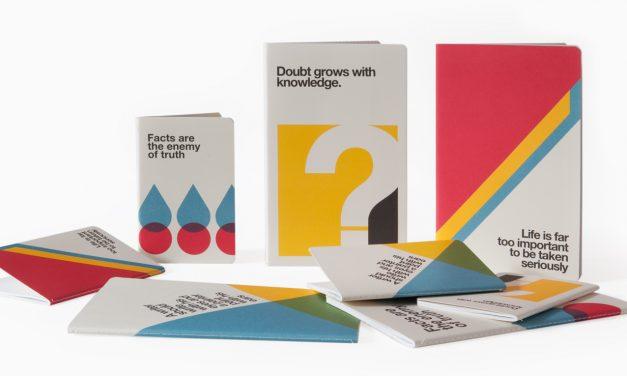 Papelaria virtual vende cadernos com papel ecológico feito… de pedra