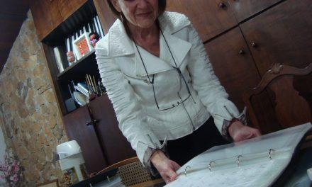 Dora Elvira Bottger e a história de uma das letras mais bonitas da cidade