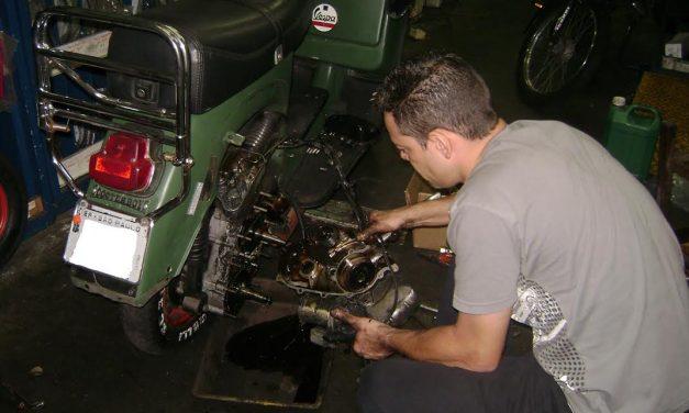 Mais um endereço curioso: onde consertar Lambrettas e Vespas antiga