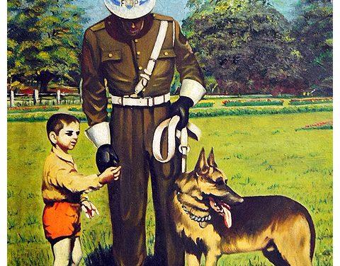 Cão condecorado pela Câmara Municipal não é o primeiro caso de herói animal