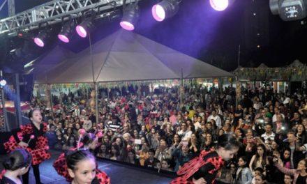 Festa junina do Clube Esportivo da Penha é uma das mais antigas da cidade
