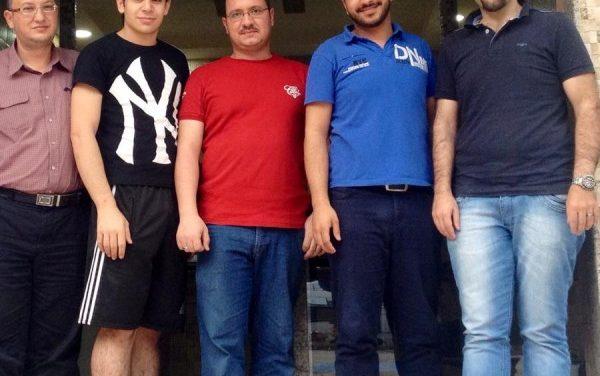 Cinco refugiados sírios abrem casa de salgados e doces em Pinheiros