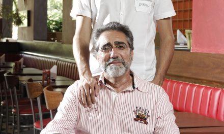 Tony Martin, o rei da Rua Doutor César