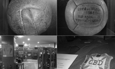 Museu da Federação Paulista fecha as portas e bolas históricas vão para depósito