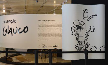 """15 curiosidades sobre a """"Ocupação Glauco"""", em cartaz no Itaú Cultural"""