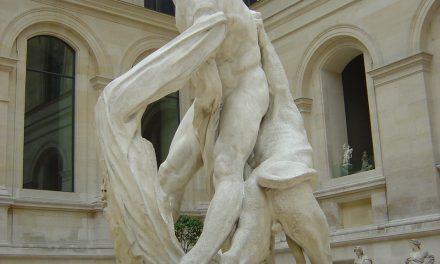 Herói dos Jogos da Grécia Antiga está no Parque Buenos Aires