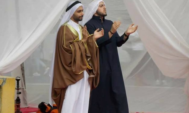 """Festival """"Um Dia nas Arábias"""" agita a programação do Ceret no final de semana"""