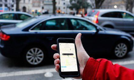 O aplicativo Uber tem uma central de Achados e Perdidos?