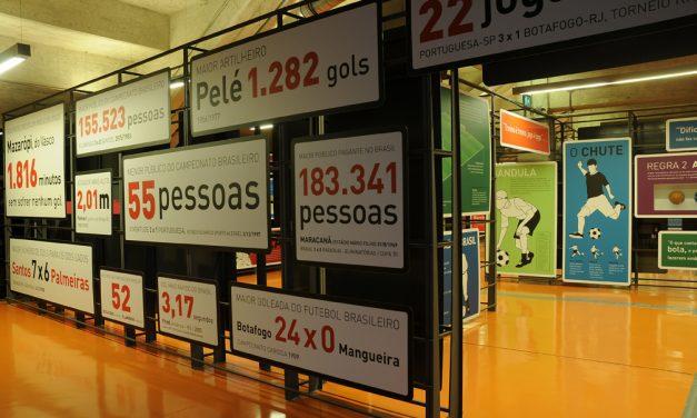 Museu do Futebol completa 9 anos e exibe números realmente curiosos